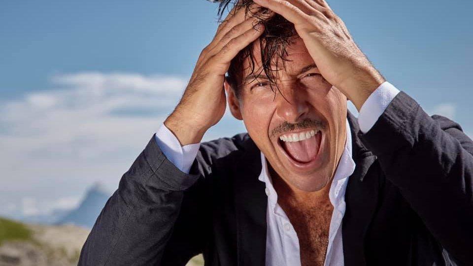 """Francesco Gabbani: """"La rete"""" è il nuovo singolo"""