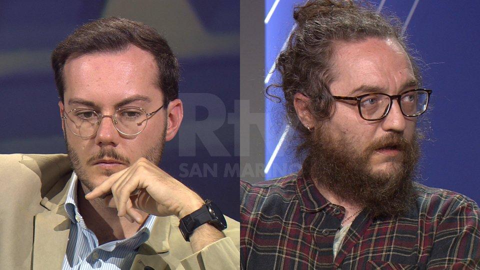 Alberto Giordano Spagni Reffi e Matteo Zeppa