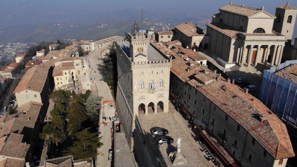 San Marino alla 5^ Conferenza Mondiale dei Presidenti di Parlamento