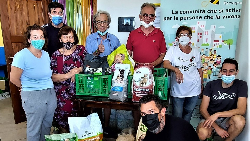 Guardie Zoofile cinque anni di aiuto alle famiglie in difficoltà economica