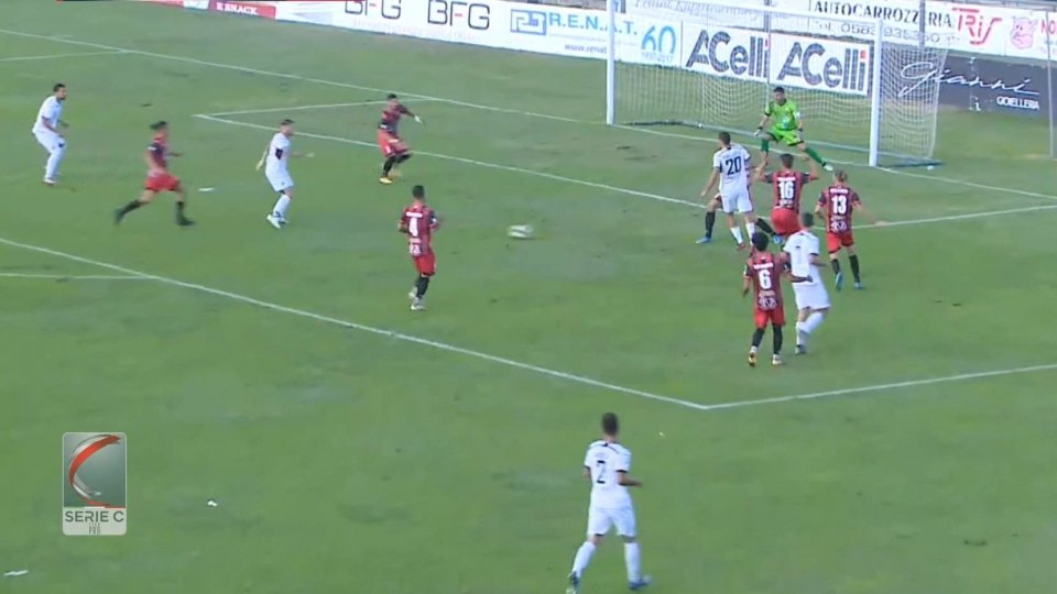 Lucchese - Cesena 1-2