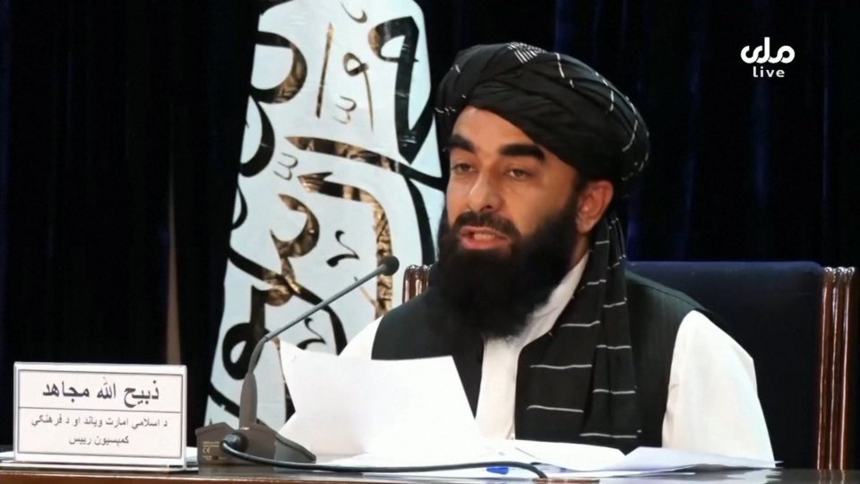 Afghanistan: il mullah Mohammad Hassan Akhund alla guida del governo talebano