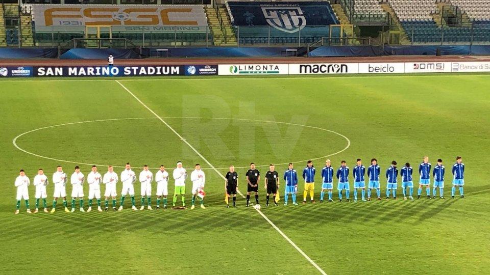 Under 21: San Marino - Ungheria 0-4