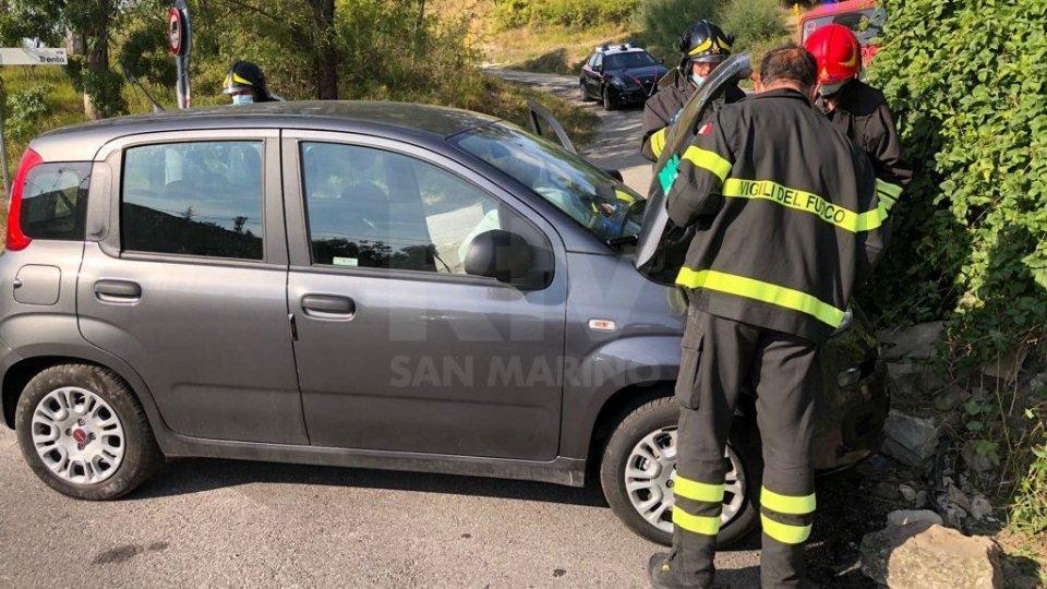 Perde il controllo dell'auto: 81enne trasportato in elisoccorso a Cesena