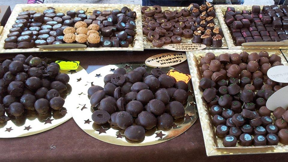 Il Cioccolato sempre più...amato !