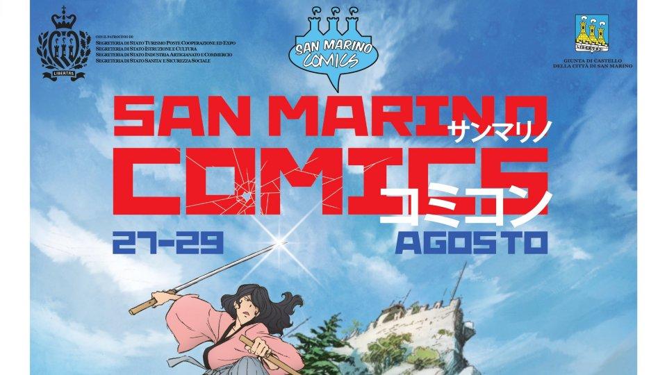 San Marino Comics 2021 - L'edizione dei record!