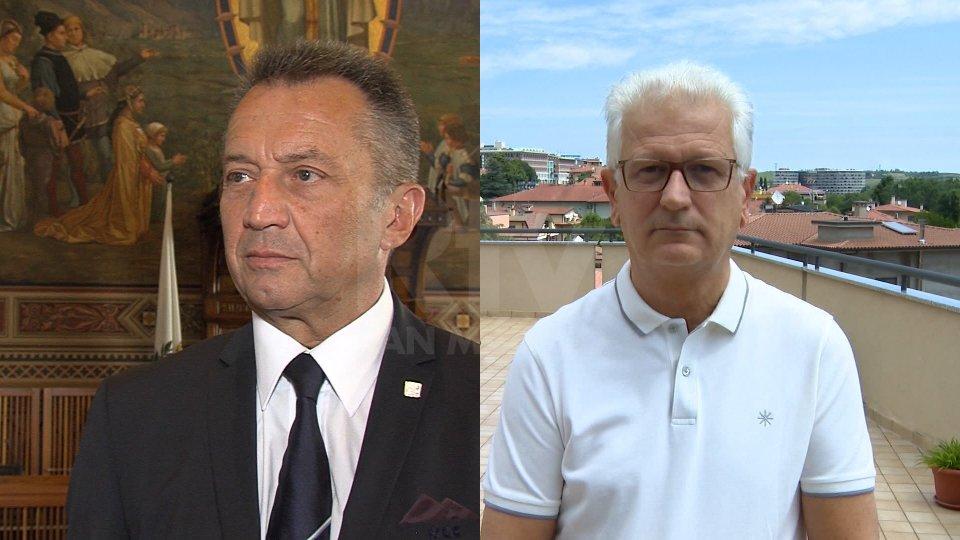 Marco Tura e Luigi ZafferaniMarco Tura e Luigi Zafferani