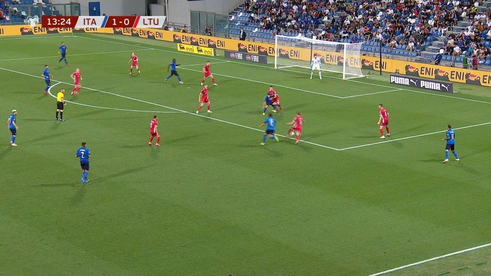"""Italia, 5-0 alla Lituania nel segno dei """"baby-bomber"""": Mondiale più vicino"""