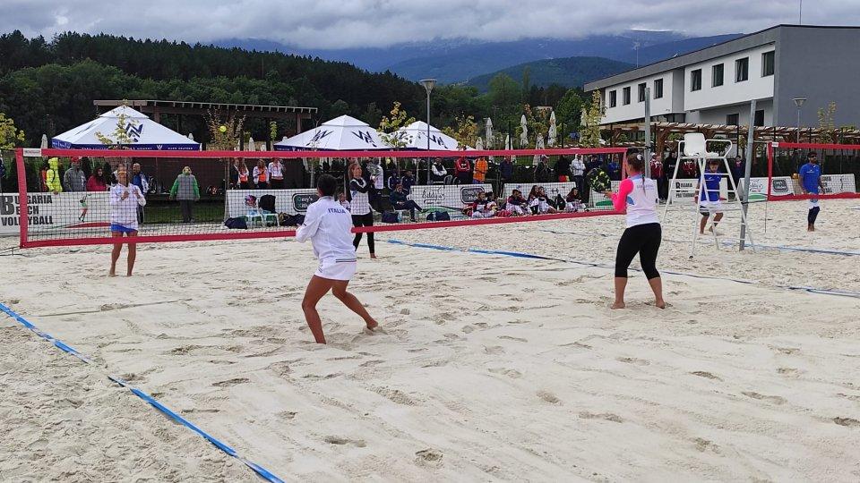 Europei Beach Tennis: Grandi/Colonna fuori ai quarti