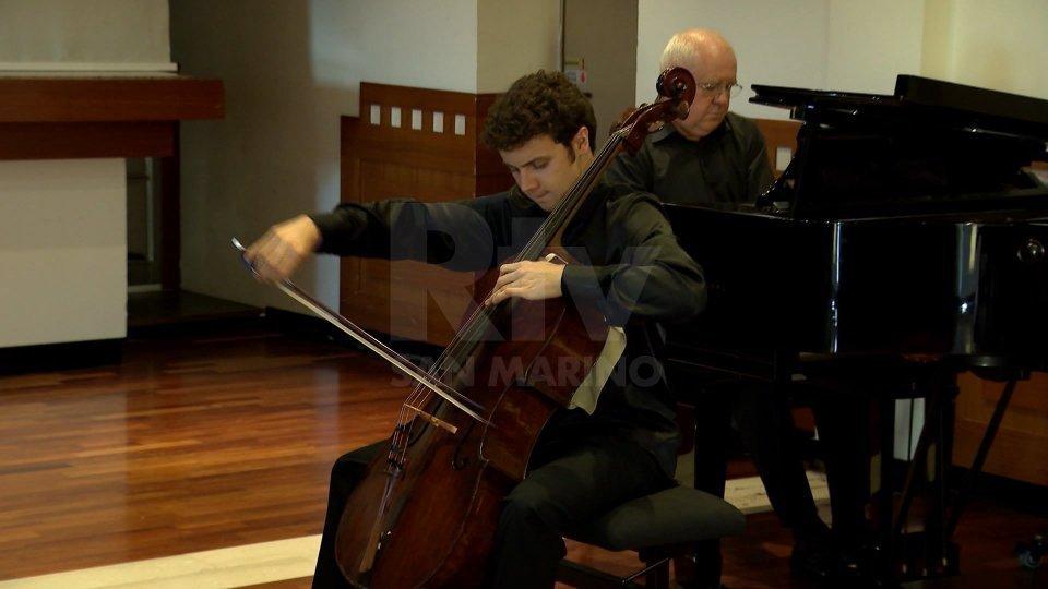 Prestigioso riconoscimento al violoncellista Francesco Stefanelli