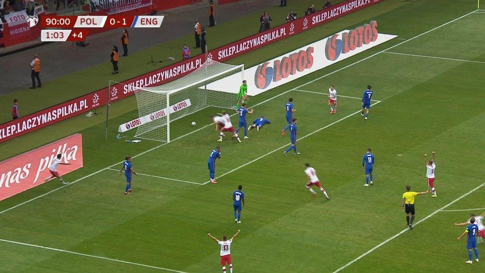 Girone I: vince l'Ungheria, pari tra Polonia e Inghilterra
