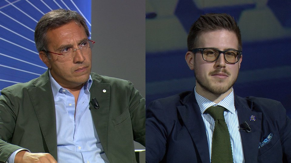 Capitani Reggenti, ufficializzati i nomi: saranno Francesco Mussoni e Giacomo Simoncini