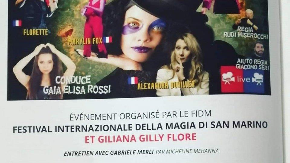 In Francia si parla di Festival Internazionale della magia di San Marino