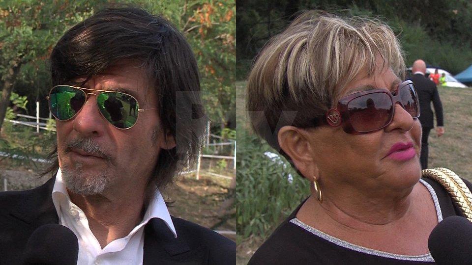 Interviste a Gianni Bugno e Tonina Pantani
