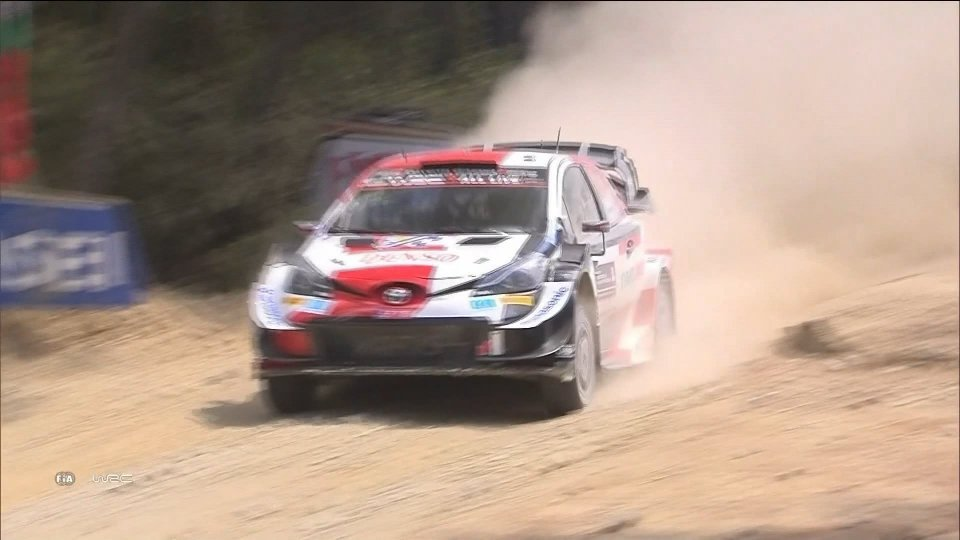 WRC, Rally Acropoli: Rovanpera in testa