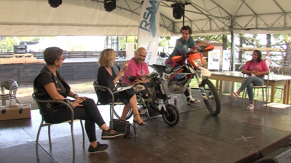 Nel video l'intervista a Rossano Valenti, Comitato provinciale comitato italiano paralimpici