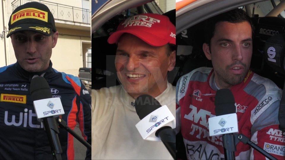 Umberto Scandola  - Paolo Andreucci - Simone Campedelli