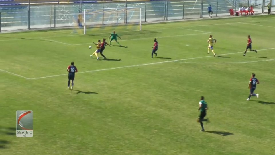 Fermana - Montevarchi 0-1