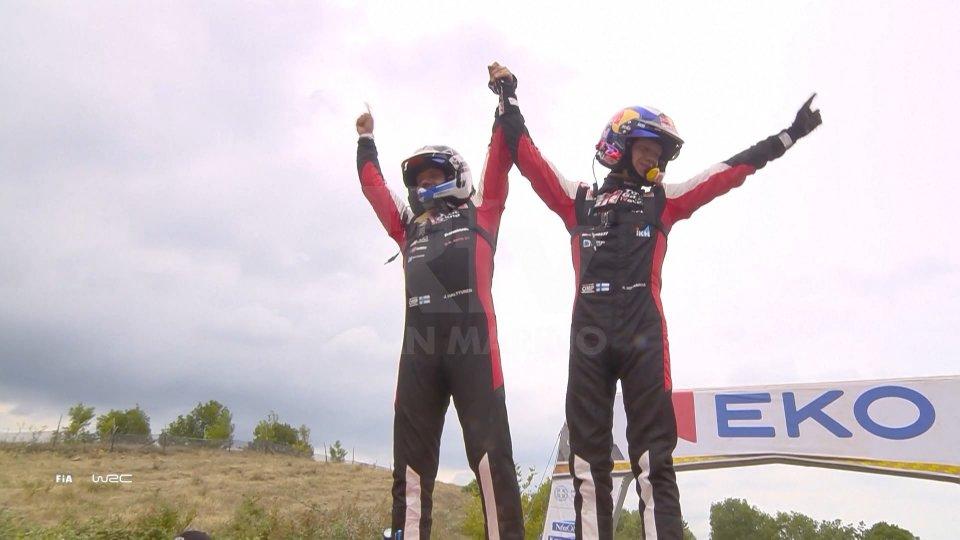 """WRC, Rally Acropoli: Rovanpera vince, Ogier """"vede"""" il titolo"""
