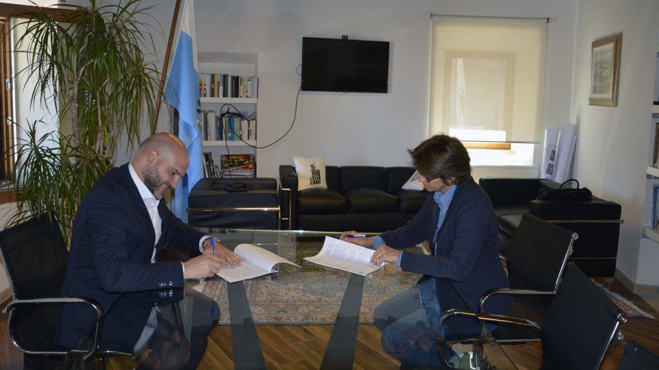 Firmata la Convenzione con l'Associazione ETS ATENA ODV per il soccorso e la gestione della fauna selvatica in difficoltà