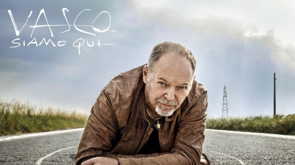 """""""Siamo qui"""" il nuovo album di Vasco Rossi"""
