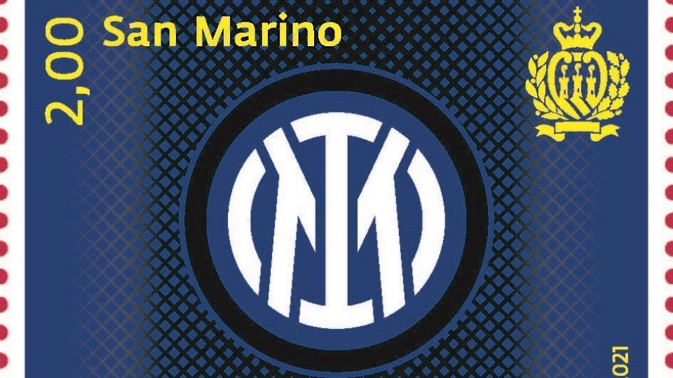 San Marino, un francobollo per l'Inter Campione d'Italia