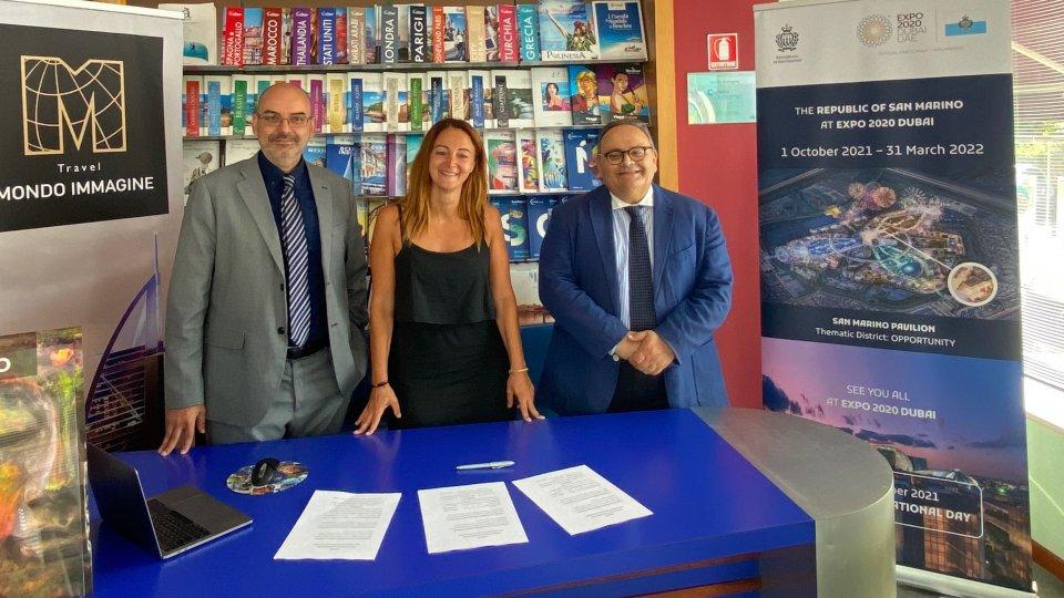 Il Tour Operator Mondo Immagine vola a Dubai e diventa Sponsor ufficiale del Padiglione di San Marino a Expo 2020