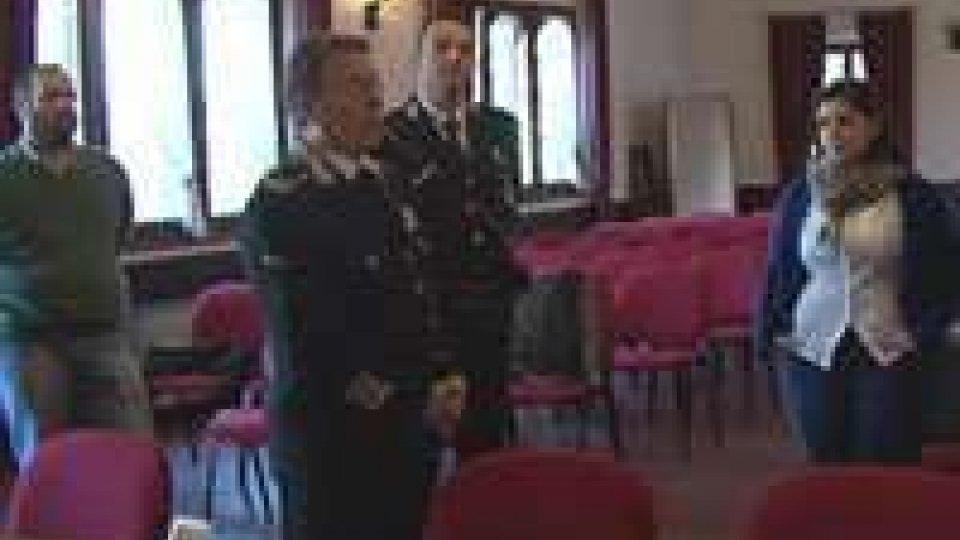 Sicurezza: il Generale Gentili incontra la Giunta di Castello di SerravalleSicurezza: il Generale Gentili incontra la Giunta di Castello di Serravalle