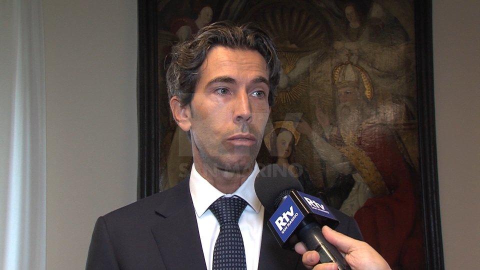 Nel servizio l'intervista a Massimo Andrea Ugolini - Segretario di Stato Giustizia