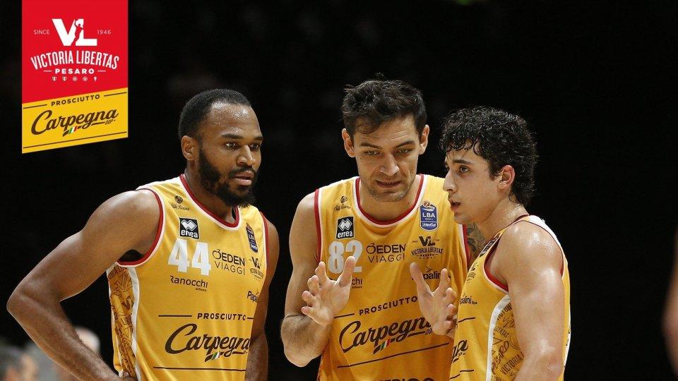 Carpegna Prosciutto Basket Pesaro - Umana Reyer Venezia 51-83