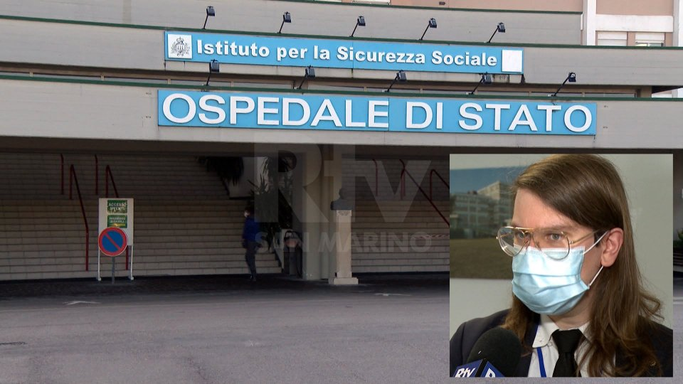 Nel servizio l'intervista a Marcello Forcellini, Direttore Amministrativo ISS