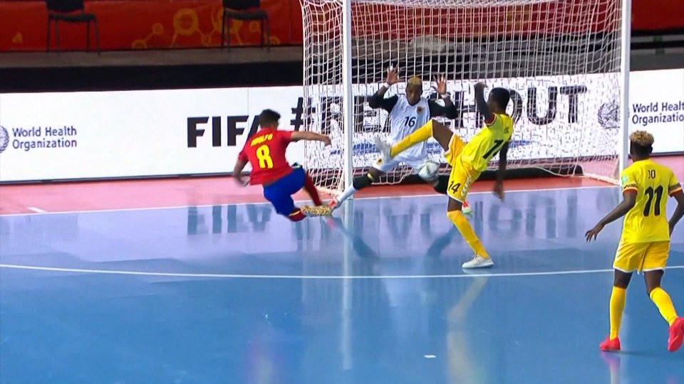 Mondiali Futsal: Spagna e Argentina a punteggio pieno