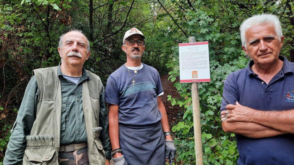 """Cerimonia di inaugurazione per il sentiero """"La Genga"""""""