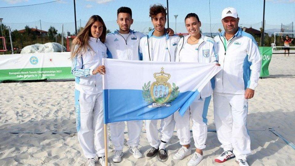 Beach tennis: bilancio positivo tra Europei e Mondiali Individuali