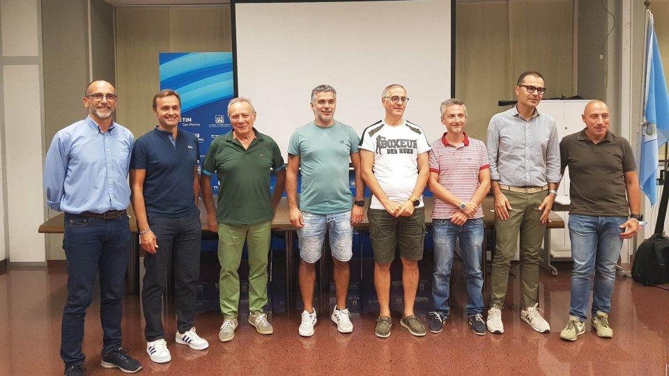Gian Luca Gatti è il nuovo presidente della Federazione Sammarinese Sport Invernali