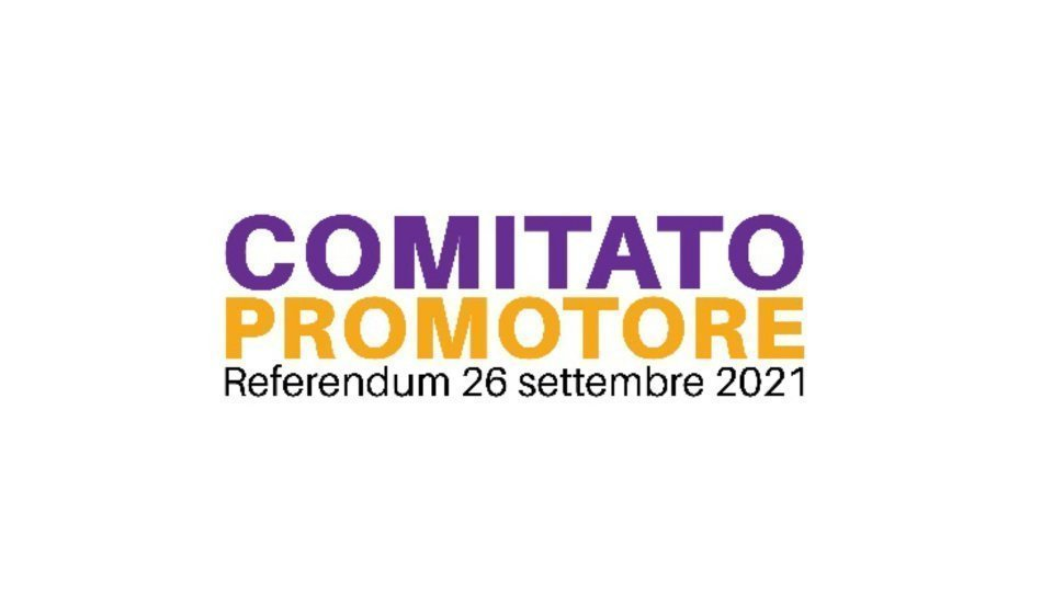 Comitato promotore: evento di chiusura campagna referendaria