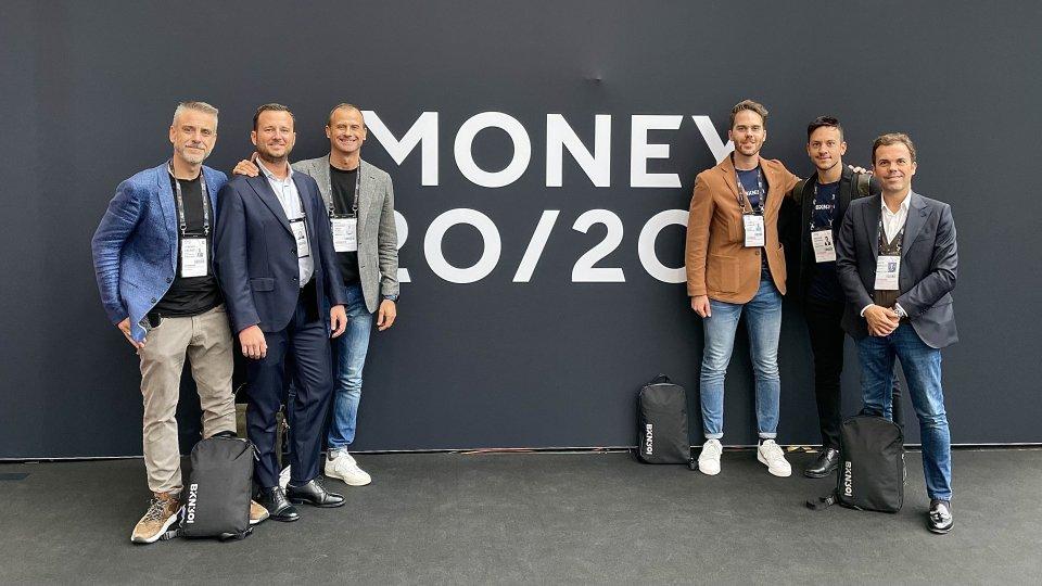 BKN301 protagonista al Money20/20 di Amsterdam, l'appuntamento FinTech più importante del mondo