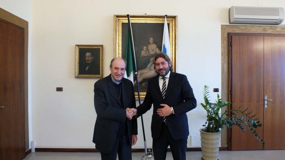 Un accordo strategico tra la Repubblica di San Marino e la Diocesi San Marino – Montefeltro per promuovere attivamente il turismo religioso
