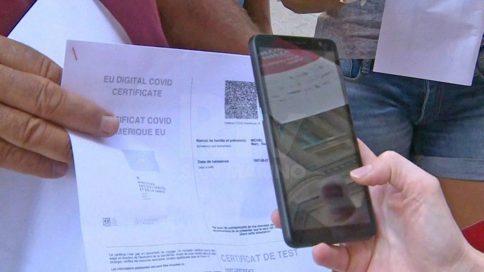 Green Pass: oltre 200 violazioni accertate dai Nas