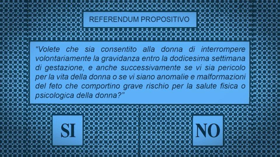 IVG: vigilia di referendum, a San Marino. Giornata di silenzio. Pronta la macchina organizzativa