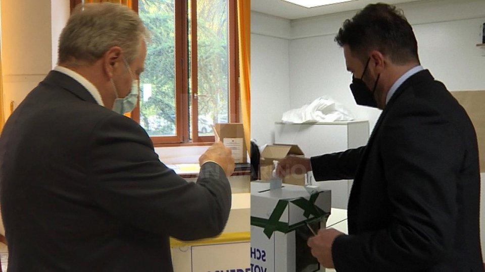 Referendum: in mattinata il voto dei Capitani Reggenti