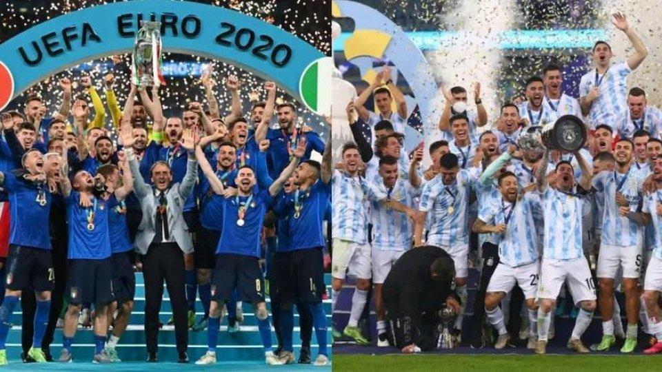 Italia – Argentina si giocano la Supercoppa per Nazioni