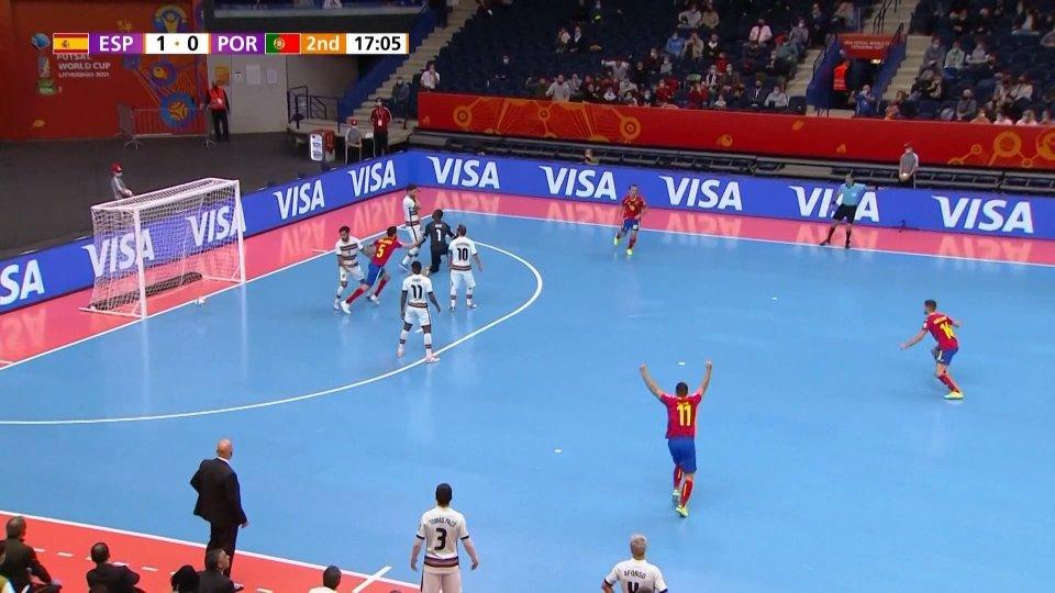 Portogallo e Kazakistan rimontano e sono in semifinale