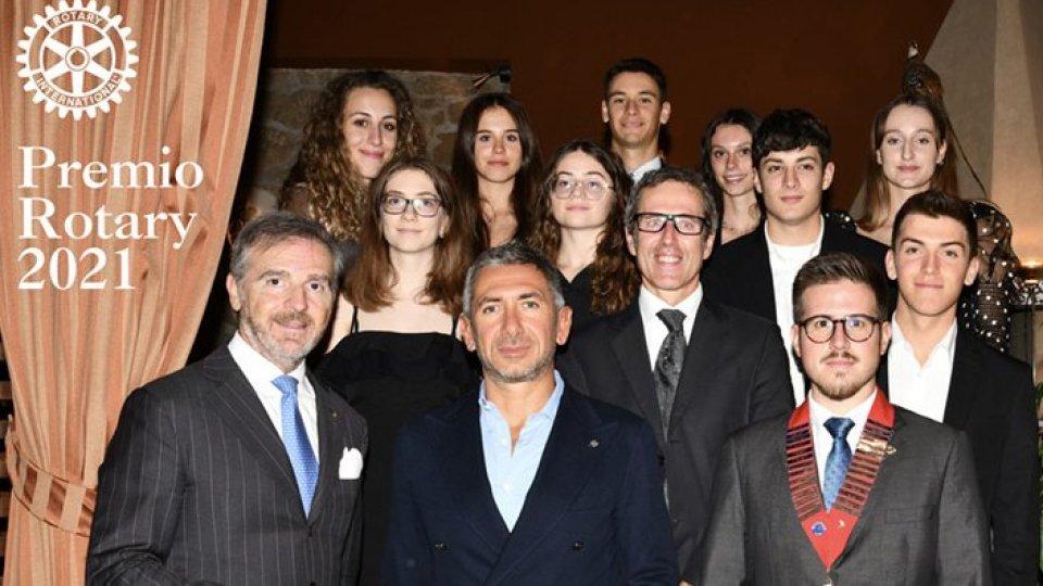 Rotary Club San Marino: Premio Rotary Scuola 2021