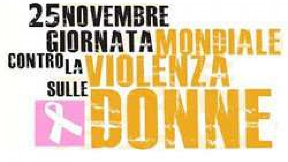 Giornata per l'eliminazione della violenza contro le donne, le celebrazioni sul Titano
