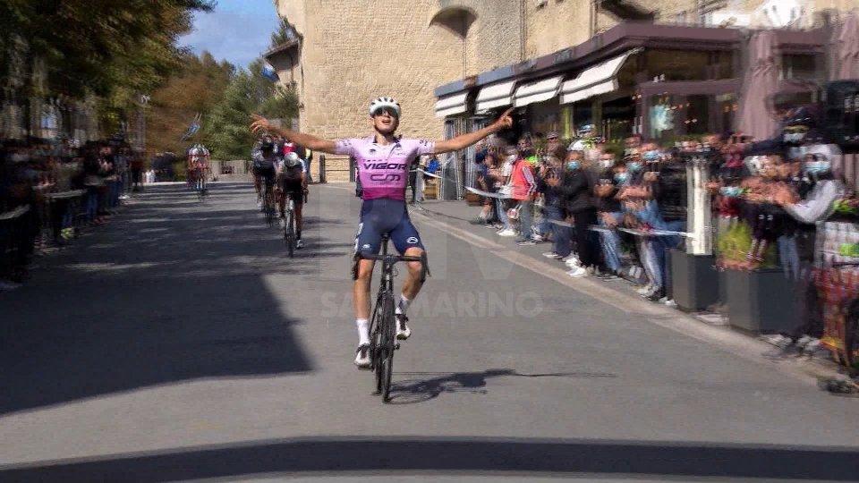 Ciclismo, i migliori allievi alla Lugo-San Marino