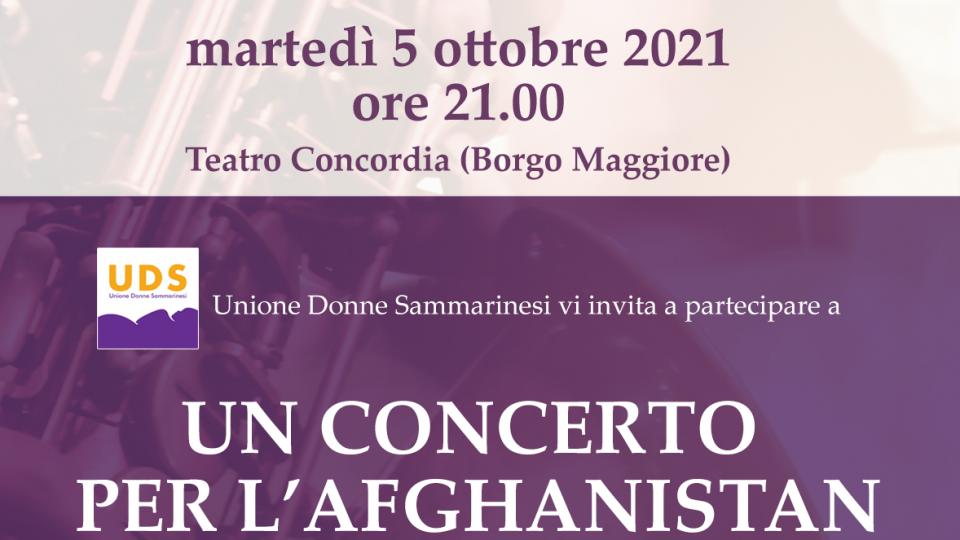 Concerto di beneficienza con importanti artisti del jazz italiano
