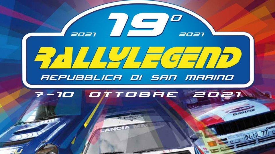 Tutto pronto per l'avvio della 19° edizione di Rallylegend
