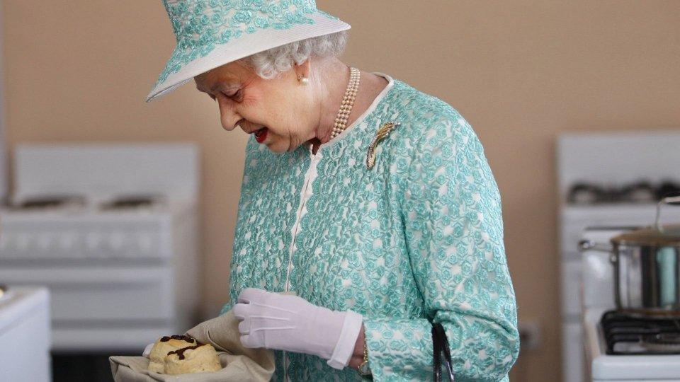 Elisabetta cerca un mastro dolciere