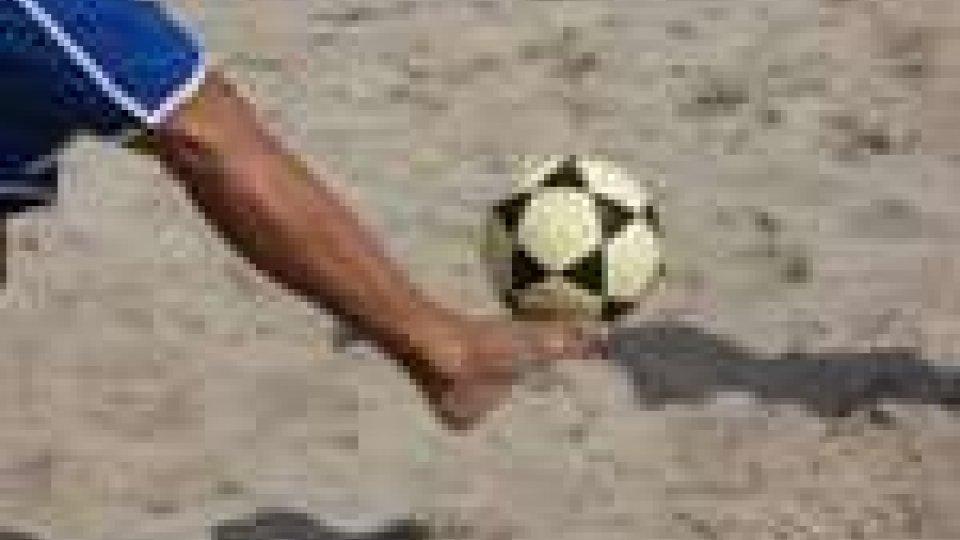 Beach soccer: sorteggi per la finale mondiale di Ravenna